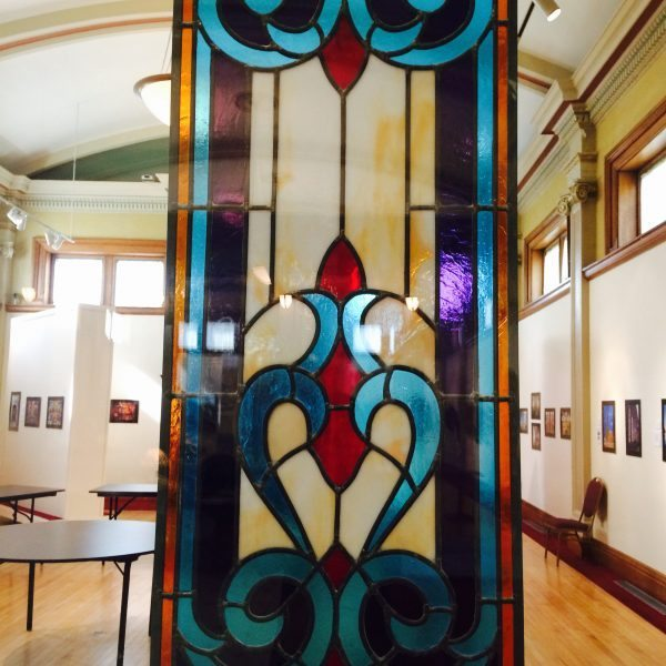 Stained Glass Of Madison County