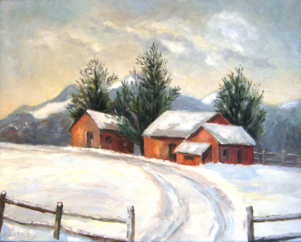 Winter Wonderland: Indiana Artists from the Permanent Collection
